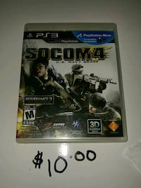 Socom 4 PS3 Game London, N5W 3P3