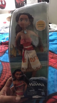 Moana doll  Denver, 80210