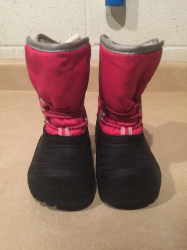 Toddler Size 4 Ice Fields Winter Boots 656f3119-ee83-4e45-8fb6-50be6514e367
