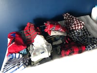 24 baby boy shirts ( size 6 months and up)  Brampton, L7A 4G1