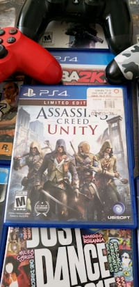 PS4 Assassins Creed Unity Merkez, 54800