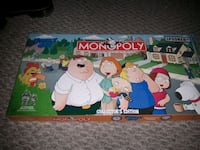 Family Guy Monopoly Burnaby, V5B 2N6