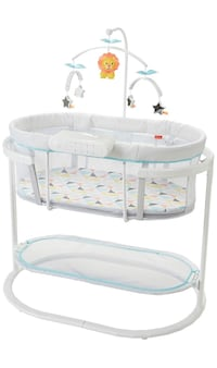 Brand new Fisher-Price Soothing Motions Bassinet, Windmill Toronto, M3K 1H4