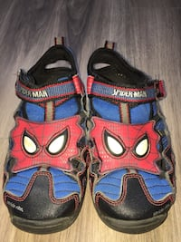 SPIDER MAN SHOES FOR YOUNG BOY Toronto, M9C 4X5