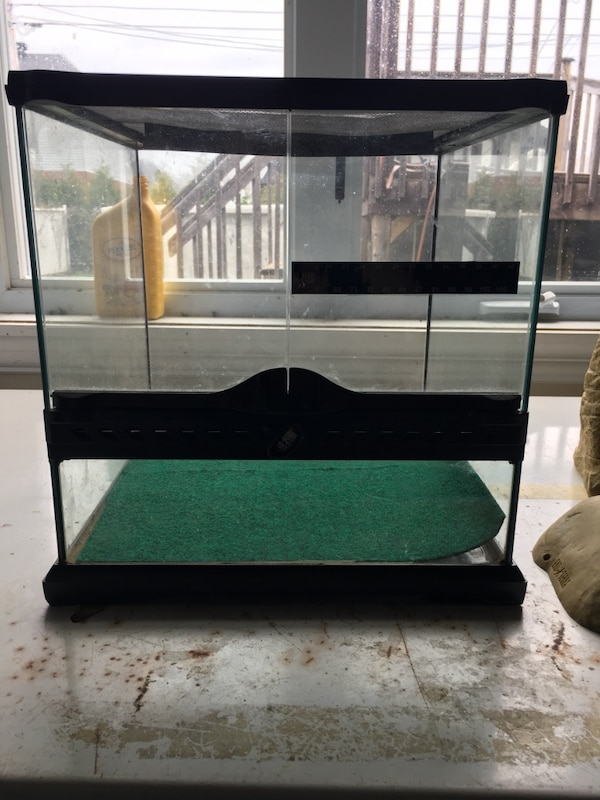 Used Small Terrarium For Sale In Chateauguay Letgo