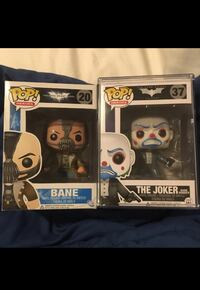 Funko Pop Bane and Joker Bank Robber BUNDLE Indio, 92201