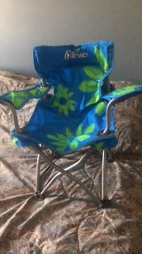Small kids camping chair Surrey, V3W 2M7