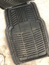 New heavy duty car mats. Perfect for a small car. 54 km