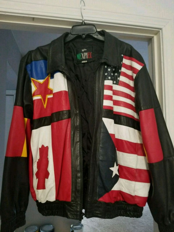 1bdae535ff0cf Used Multi country leather jacket for sale in Bolingbrook - letgo