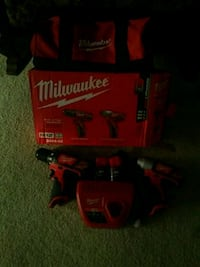 Milwaukee 2 tool combo kit brand new Tualatin, 97062