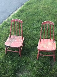 Vintage Children's Chairs  Dartmouth, B2V 2N7