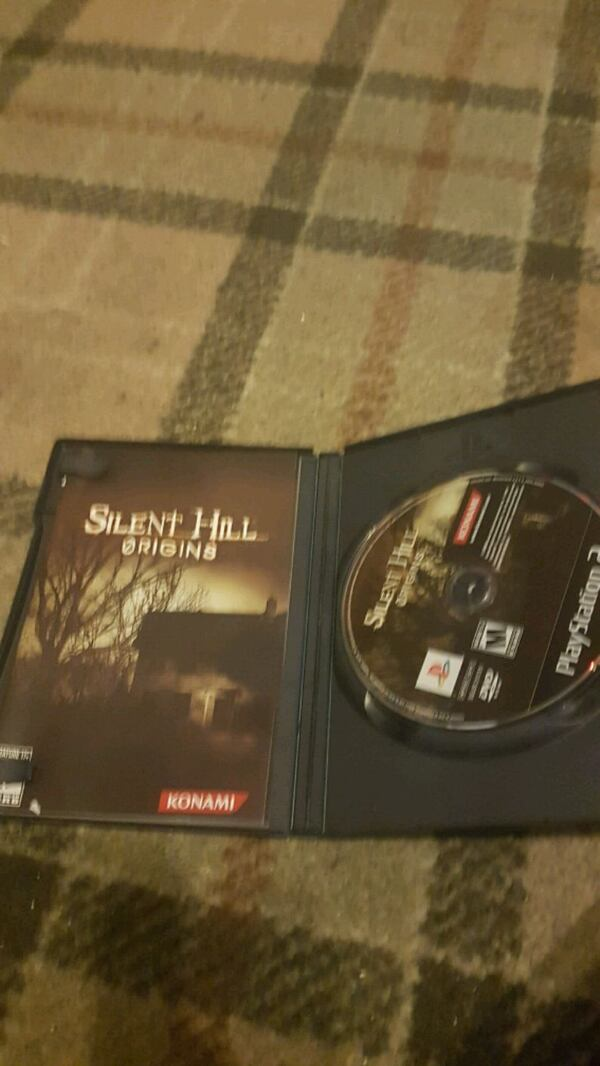 Silent Hill Origins PS2 2