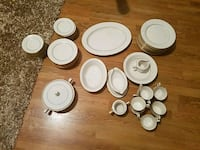 66 piece ivory China set Wilmington, 28405
