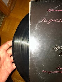 Michael Jackson record thriller on vinyl any lowball prices don't  Pointe-Claire, H9R 3J3