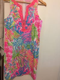 Lilly   Pulitzer Dress  NEW size 8-10 Annandale, 22003