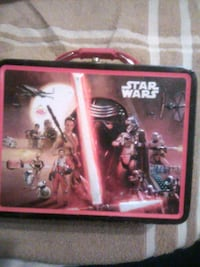 Star Wars The Force Awakens lunchbox Fresno, 93702