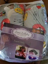 Luna Lullaby pillow Lockport, 14094