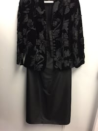 Brand new long skirt and coat Richmond Hill, L4E 0S2