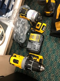 Dewalt 2 Pc Combo Kit !! Brand New !! Negotiable!! Baltimore, 21217