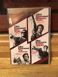 DVD Clint Eastwood Dirty Harry
