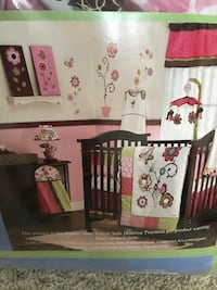 Baby girls bedding London, N6M 0B4