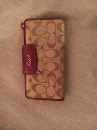 coach wallet in great condition  Belchertown, 01007
