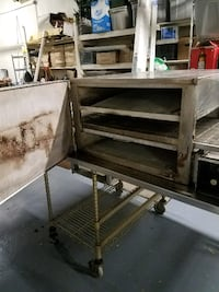 Lincoln Impinger 1116 Gas Conveyor Pizza Oven Springfield