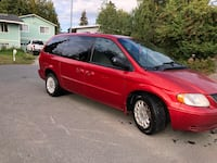 2002 Chrysler Town & Country Anchorage