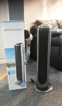 """30"""" Digital Tower Fan with Remote Control"""