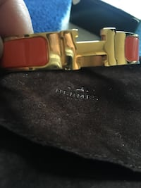 Hermes chic H bracelet asking $100 obo