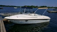 22' speed boat with the trailers Milton, L9T 6W6