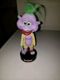 Peanut from jeff Dunham tour.  Burnaby, V5B 3K2