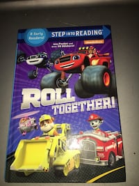Kids early reader 8 books in 1 Ladson, 29456