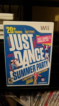 Wii just dance summer party game New York, 10009