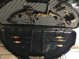 Mathews single cam compound bow