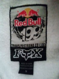 Thomas pastrama hoodie RED BULL 199 SIZE S