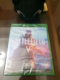 XBox One Battlefield V Brand New Sealed  2283 mi