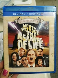 Monty Python and the Meaning of Life Blue Ray Westminster, 80021