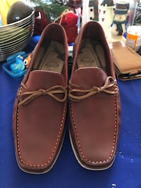 pair of brown leather loafers Germantown, 20874