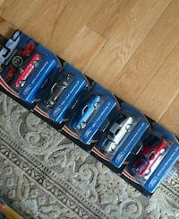 Mustangs 1:48 scale FORD West Vancouver