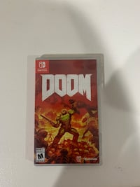 Doom for Switch Silver Spring, 20905