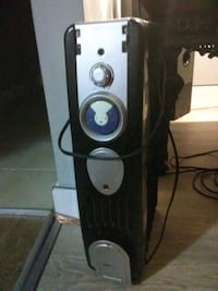 Uberhaus oil heater