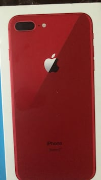 PRODUCT RED iPhone 8 Plus box Palm Bay, 32907