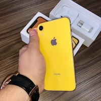 Apple IPhone XR Yellow 128GB unlocked for any Carrier  Los Angeles