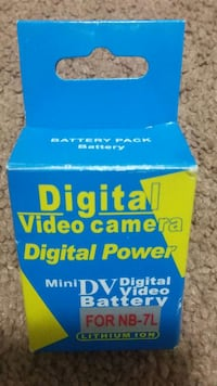 replacement camera battery