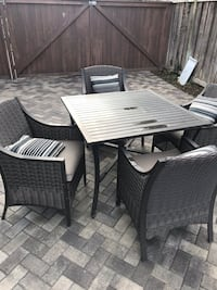 Outdoor table/ patio set