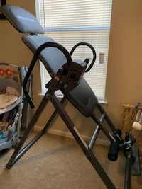 Innova Inversion Table - Relieve back pain!