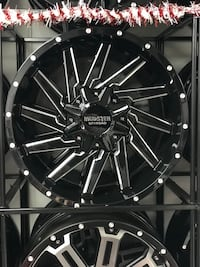 """20"""" MUDSTER OFF RIAD WHEELS Madison Heights, 48071"""