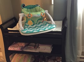 Frog seat and jumper