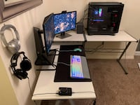 Huge Gaming PC (complete) Baltimore, 21236